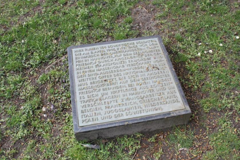 Ehrenfriedhof am Maschsee