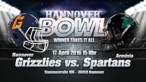 Hannover Bowl 2016