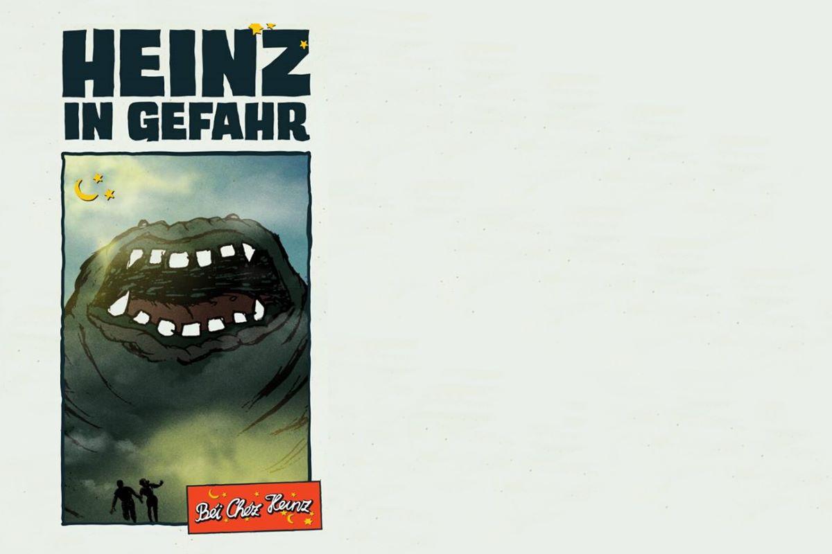 Heinz in Gefahr