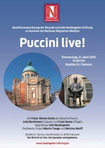 Puccini live!