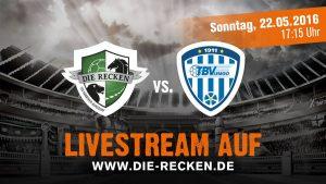 Livestream auf www.die-recken.de