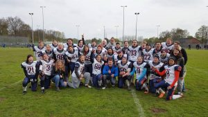 Hannover Grizzlies Ladies in Hamburg
