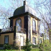 Küchengartenpavillon auf dem Lindener Berg