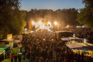 33. Fährmannsfest Musikbühne