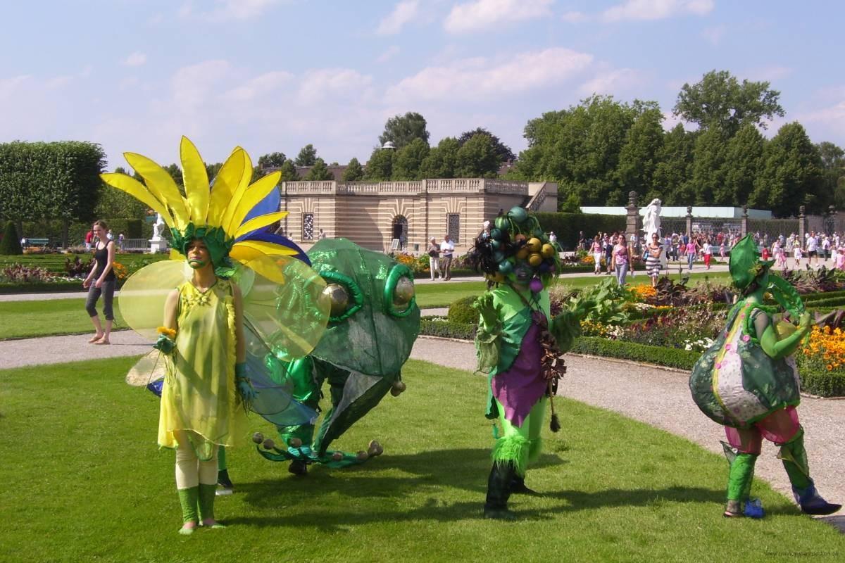 Kleines Fest Im Großen Garten Das Highlight Im Juli Hannover