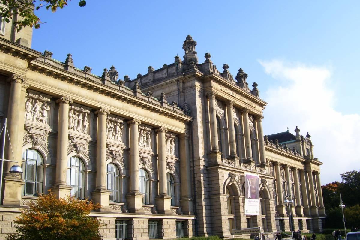 Mit dabei: Das Landesmuseum