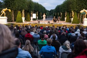 Sommer-Poetry Slam im Gartentheater Herrenhausen
