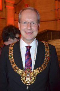 Oberbürgermeister Stefan Schostok (Foto: Bernd Schwabe)