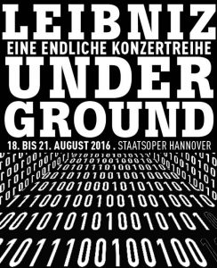 Leibniz Under Ground