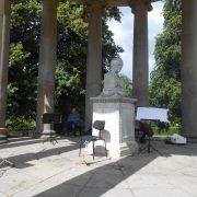 Musik im Leibniz Tempel (© Karsten Barthold)