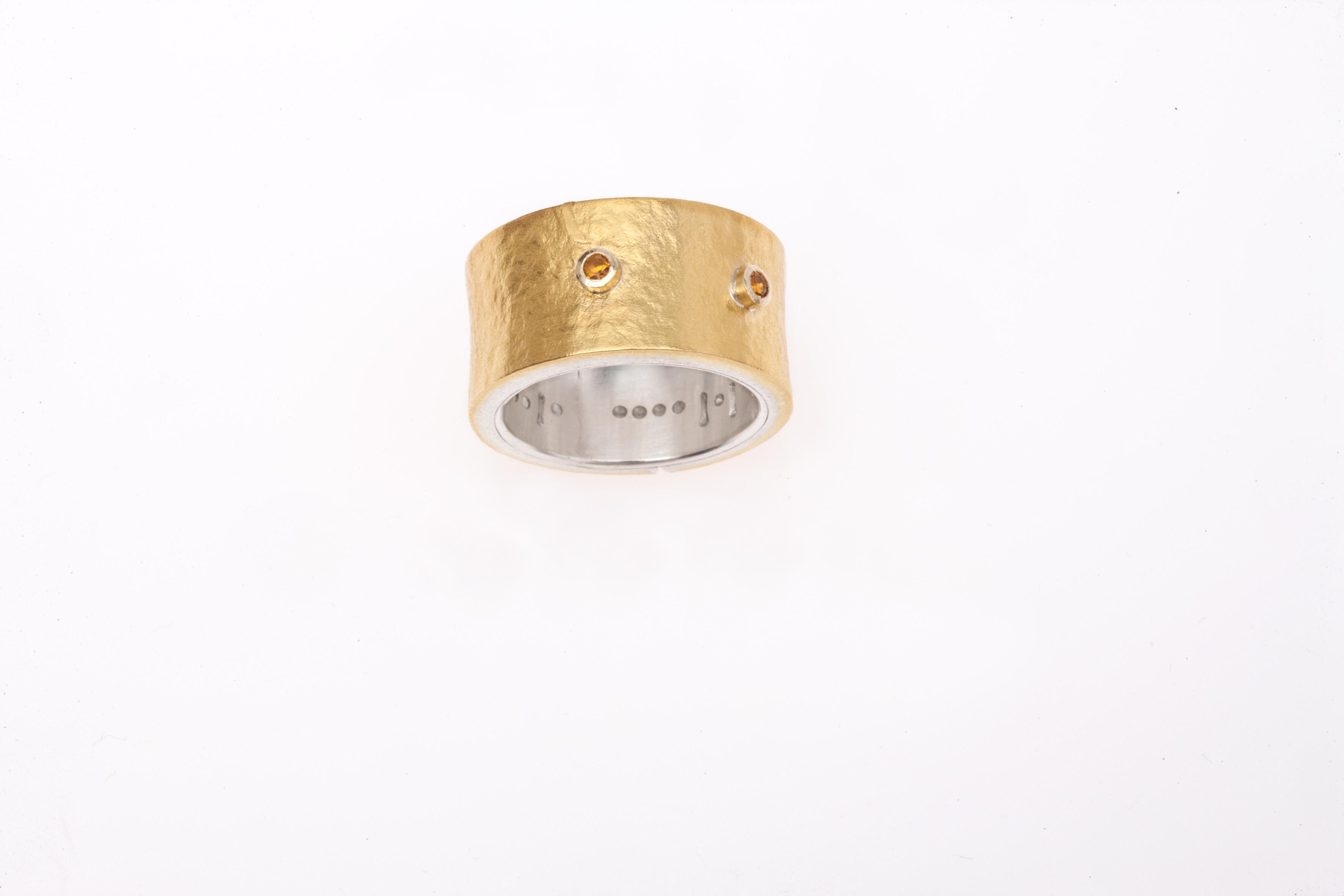 Entwendeter Leibniz-Ring-Hannover 2016