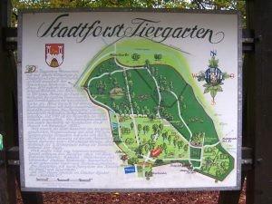 Stadtforst Tiergarten