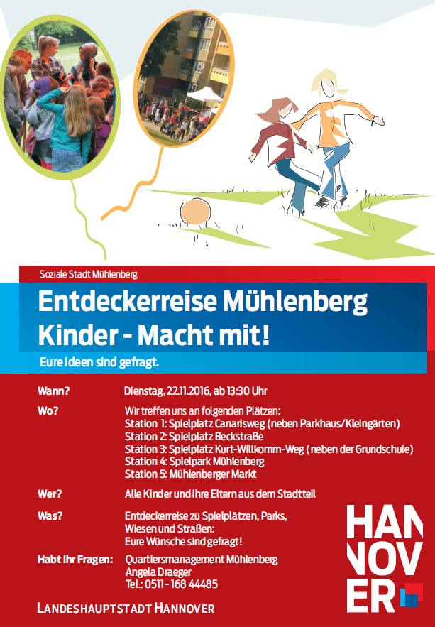 Entdeckerreise Mühlenberg