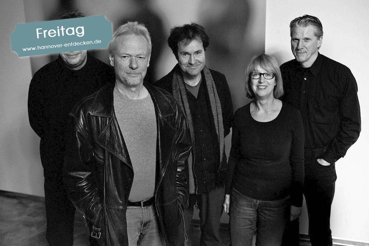 Flenter & Knop mit Band