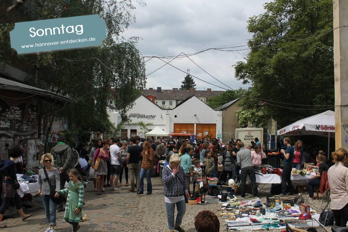 Stöber Sonntag in Linden