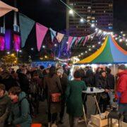 Weihnachsmarkt in Linden