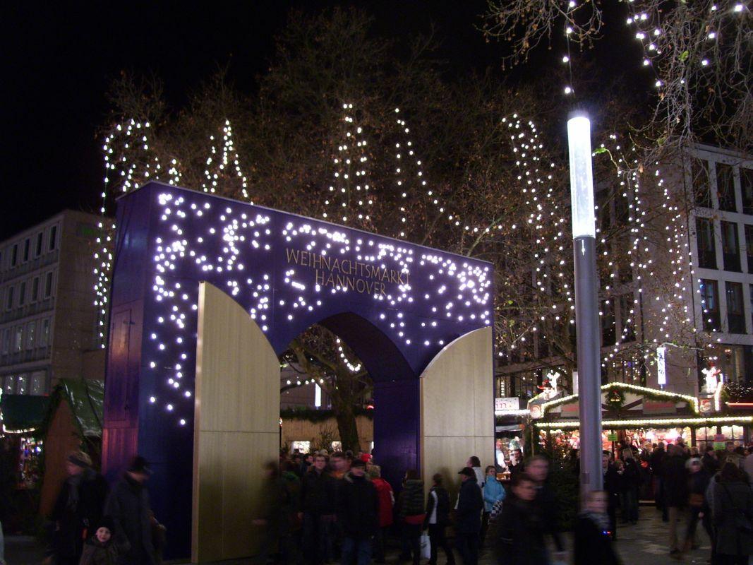 Hannover Weihnachtsmarkt.Weihnachtsmarkt In Hannover Beginnt Am Mittwoch Hannover