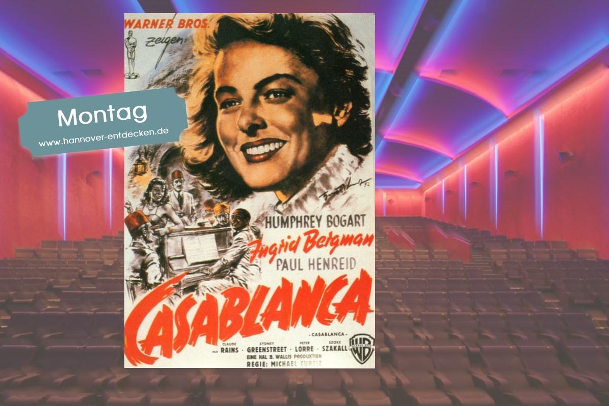 Filmklassiker im Astor: Casablanca