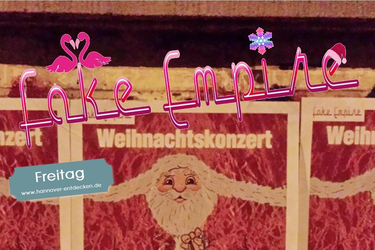 Weihnachts- & Tribute-Abend