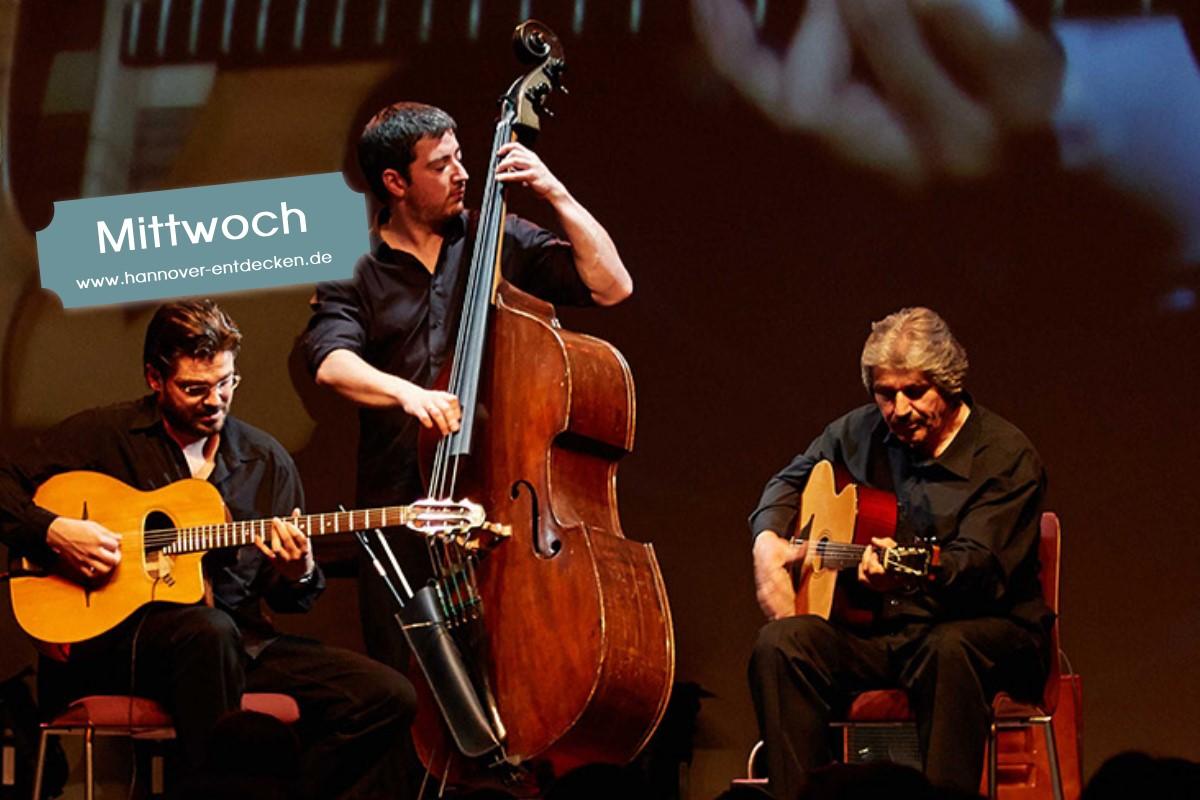 Joscho Stephan New Quartett