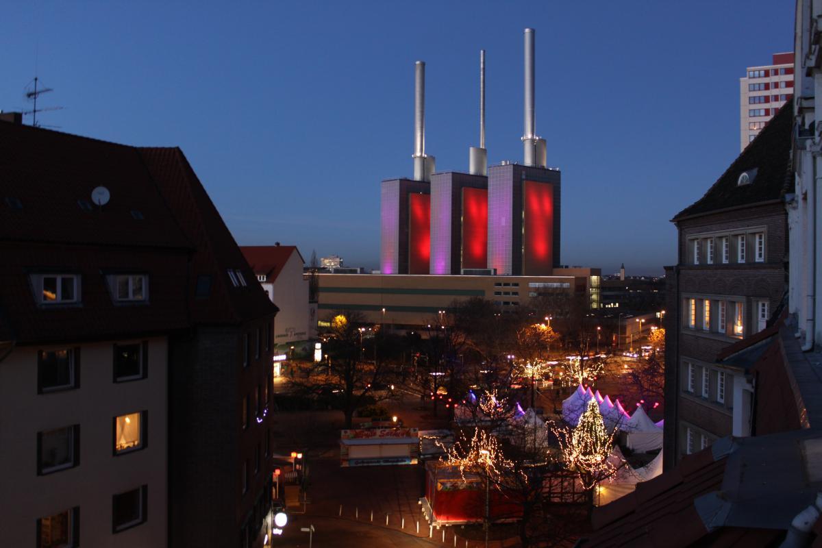 Bald keine positve Energie mehr in Hannover?