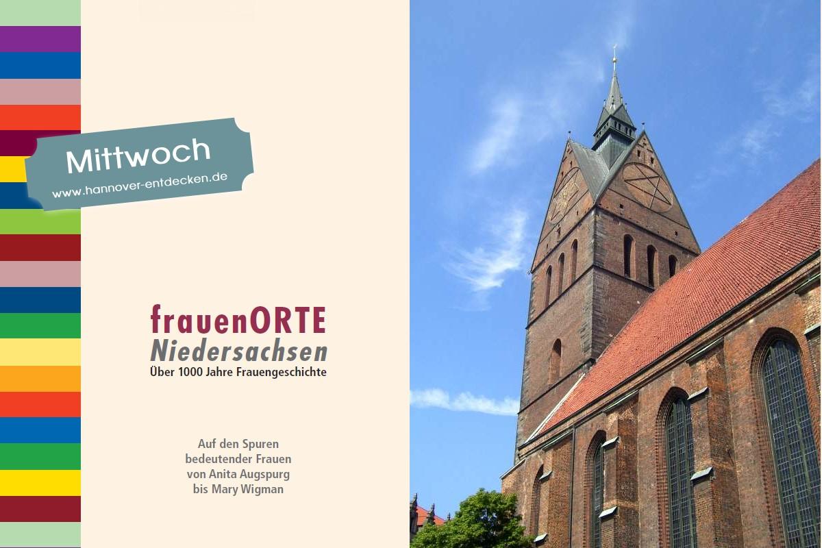 Ausstellung - frauenOrte