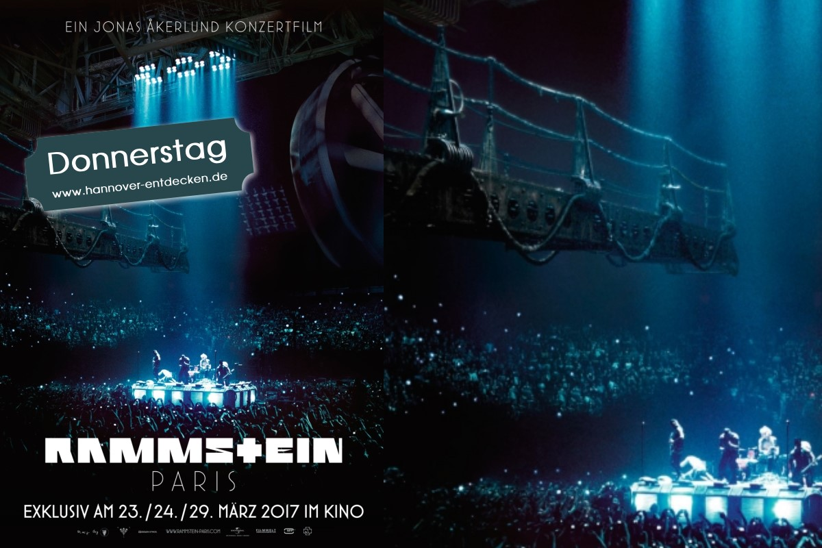 Rammstein in Paris