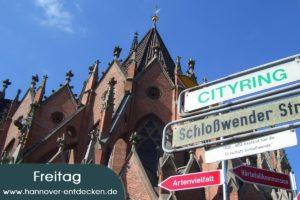 Christuskirche Freitag