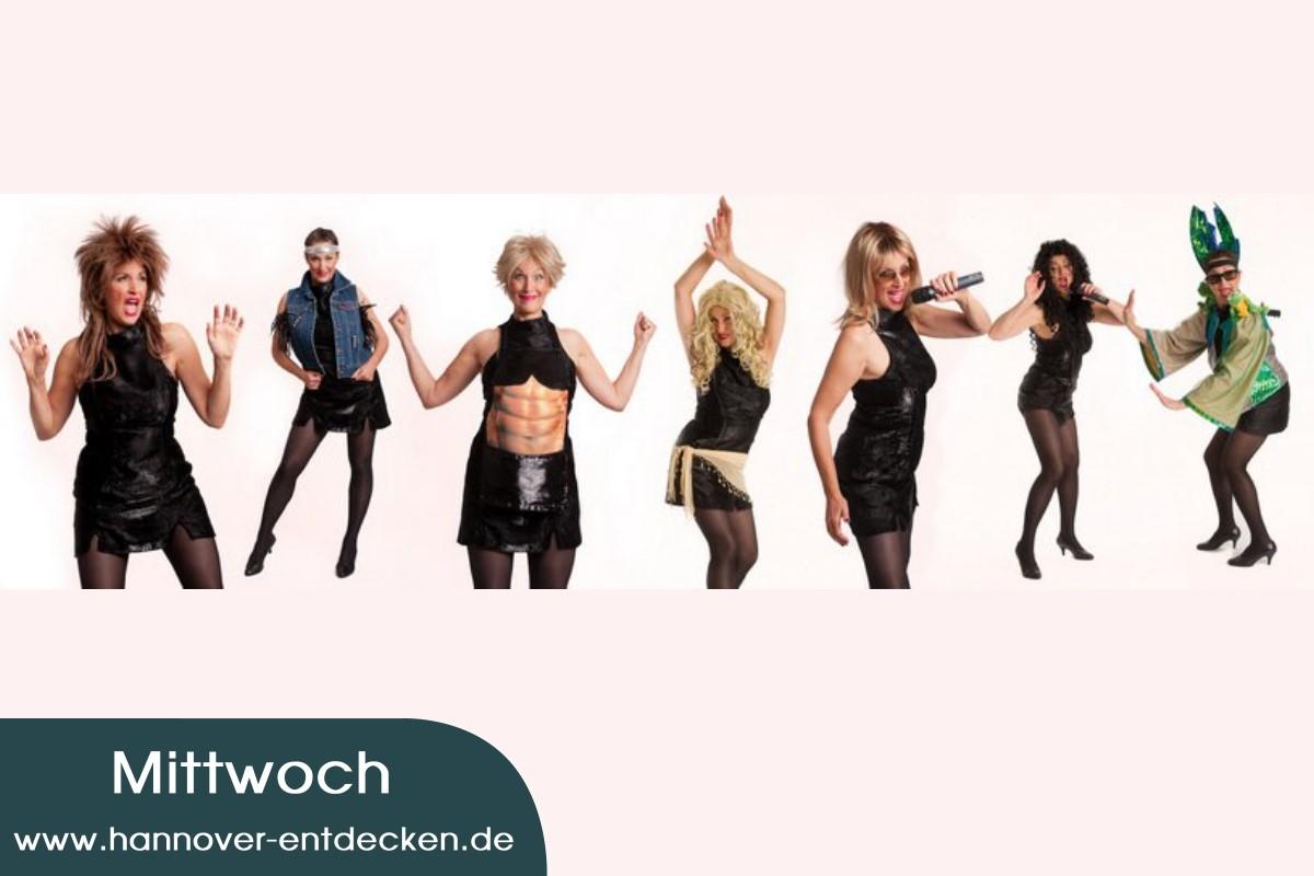 """""""Ich bin alle Frauen"""" - Parodie-Show mit Ellen Obier"""