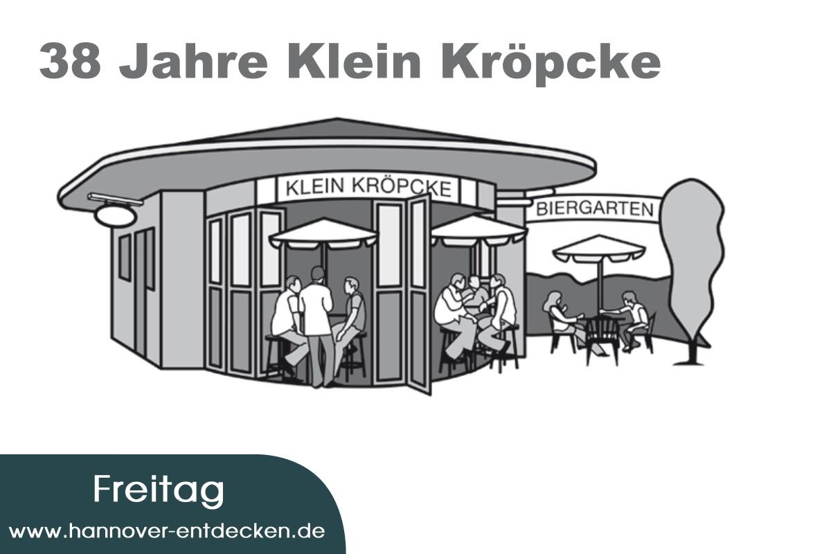 38 Jahre Klein Kröpcke