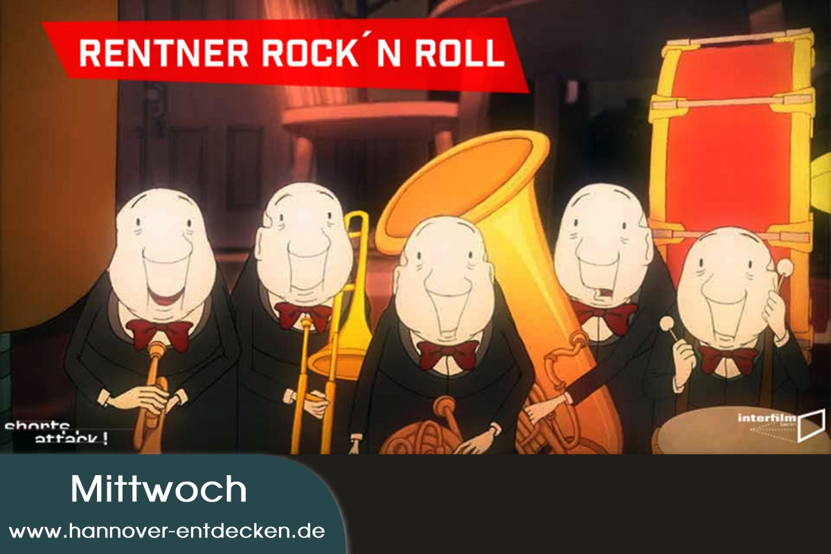 Rentner Rock´n Roll