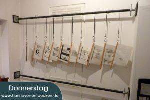 Ausstellung KURT SCHWITTERS UND DIE STÄDTISCHEN BÜHNEN HANNOVER. 1929 bis 1933
