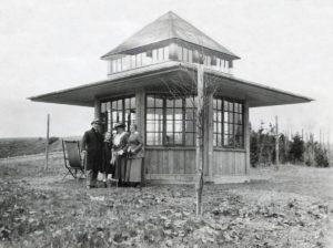 Historischer Pavillon
