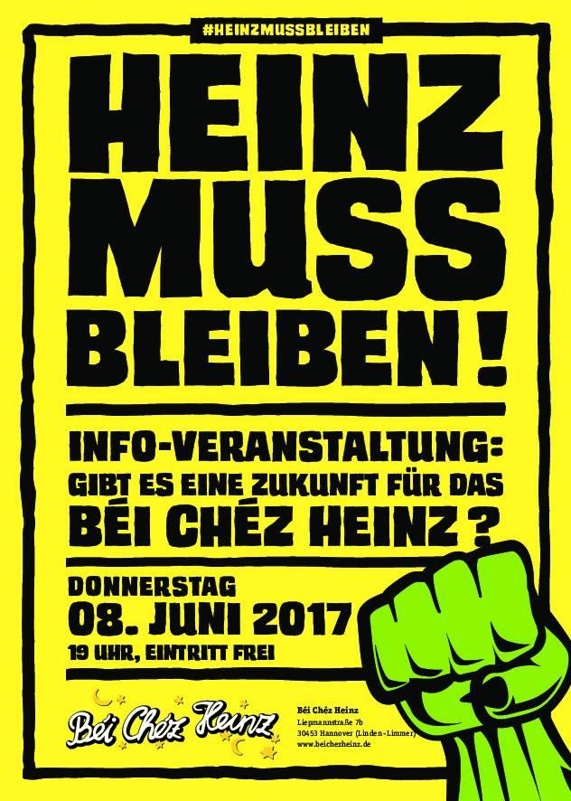 Gibt es eine Zukunft für das Béi Chéz Heinz?