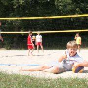 Beachvolleyball bei der SG 74