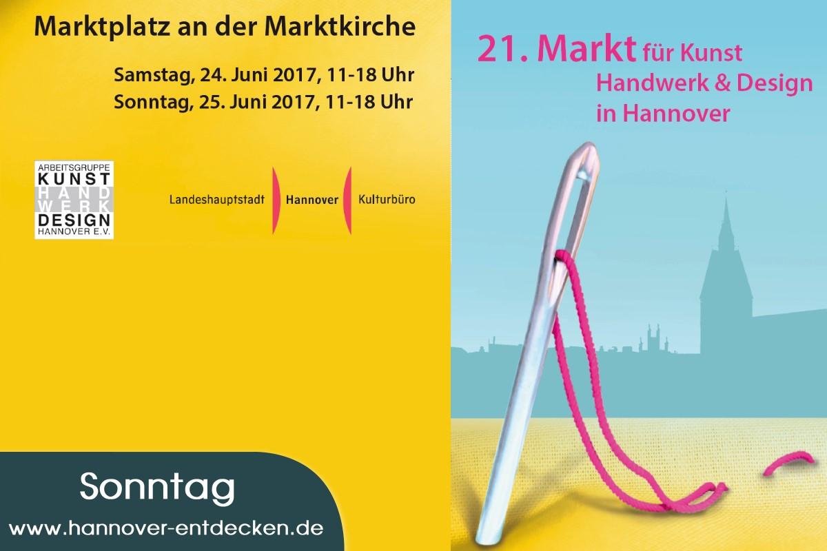 21. Markt für Kunst, Handwerk und Design