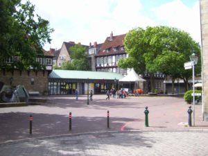Ballhof in der Altstadt