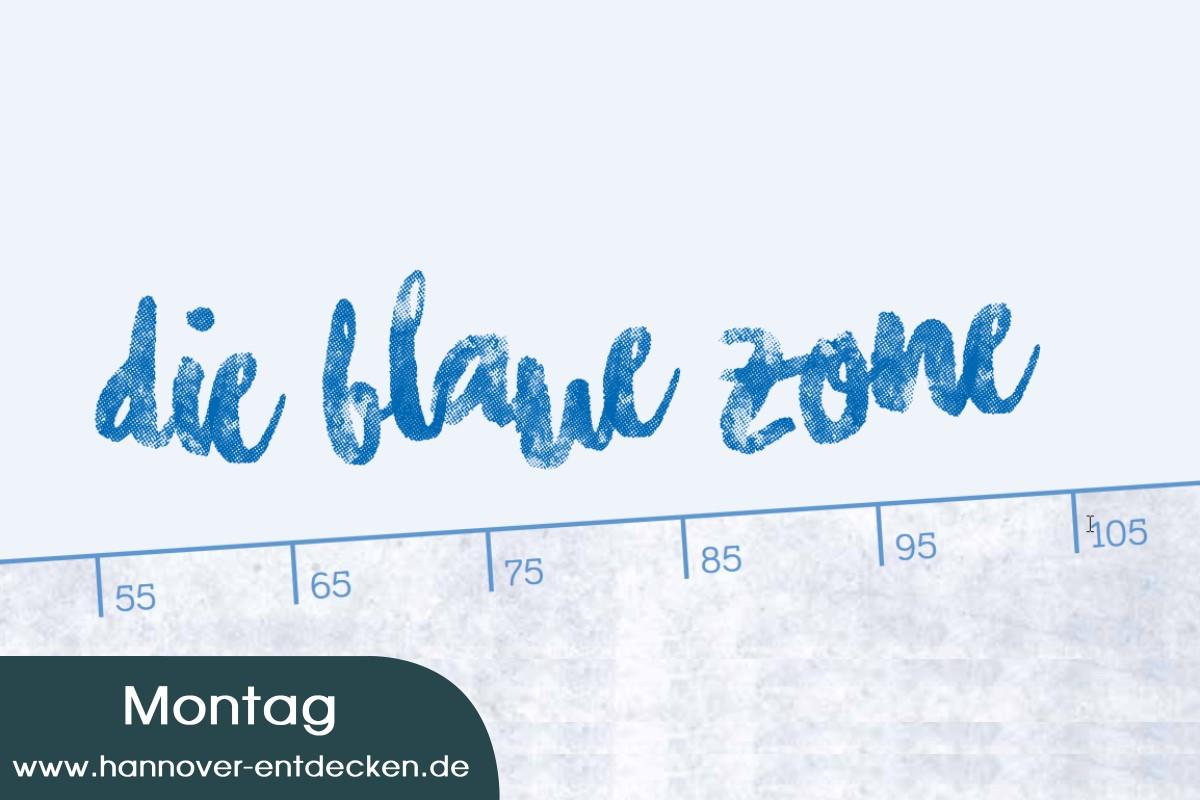Die blaue Zone
