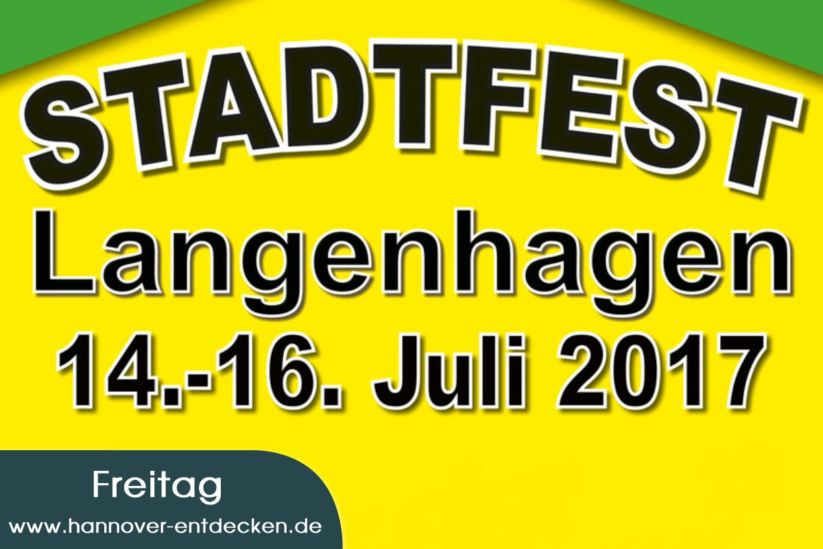 Stadtfest Langenhagen