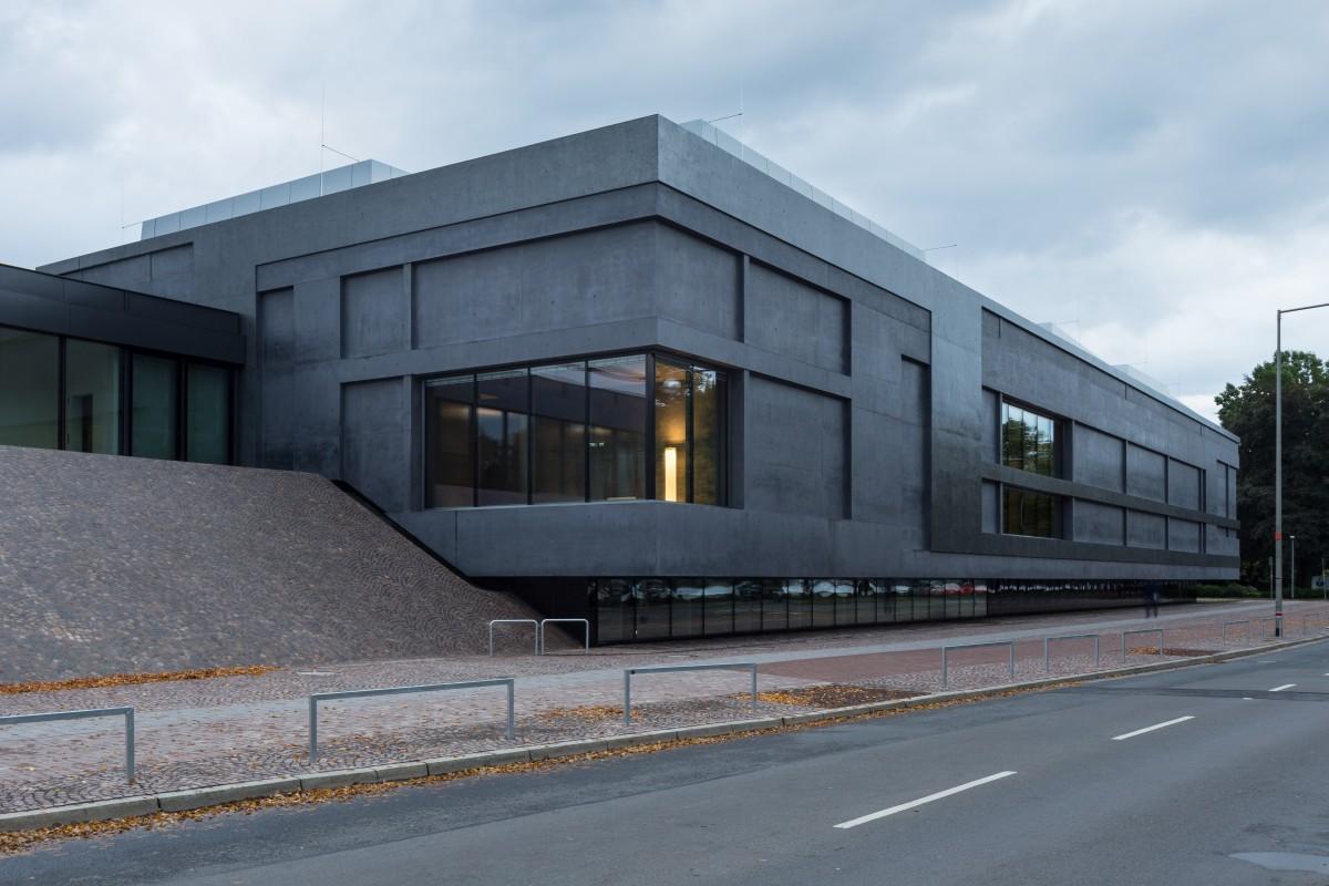 Anbau am Sprengel Museum Hannover