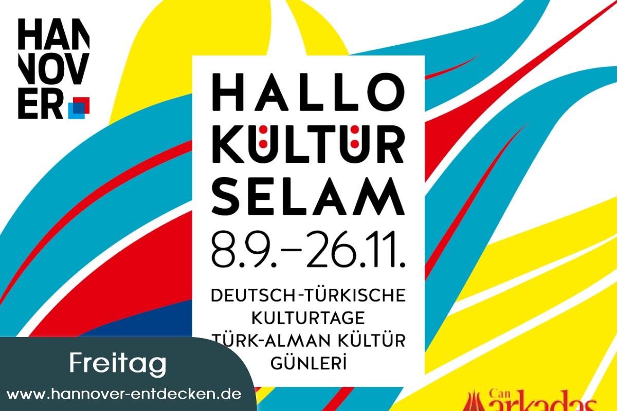 Programm: Deutsch-Türkische Kulturtage 2017