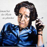 Hannah Arendt - Niemand hat das Recht zu gehorchen