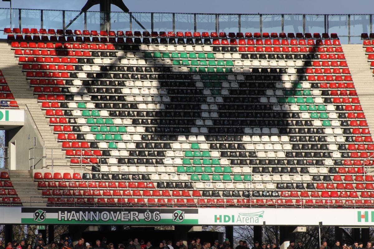 Niedersachsenstadion: Die Heimat der Roten
