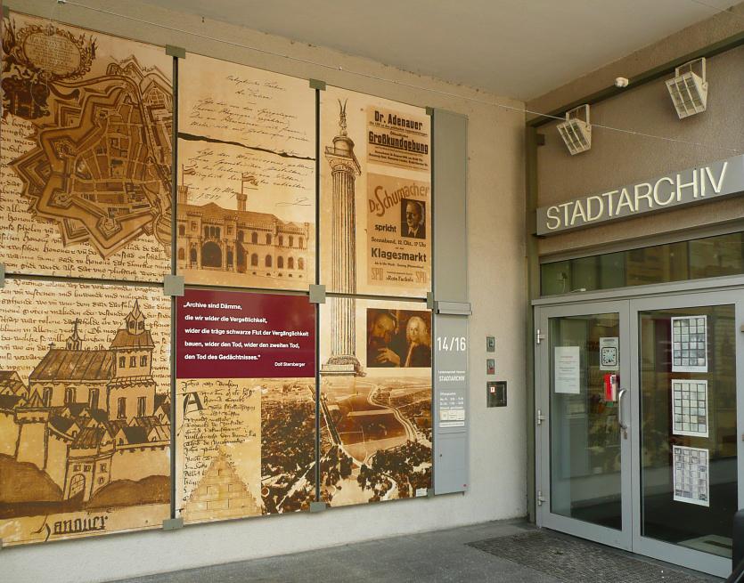 Stadtarchiv Hannover