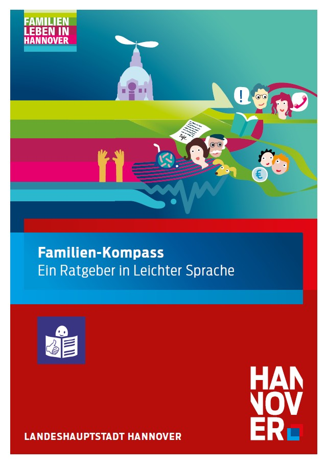 Familienkompass in leichter Sprache