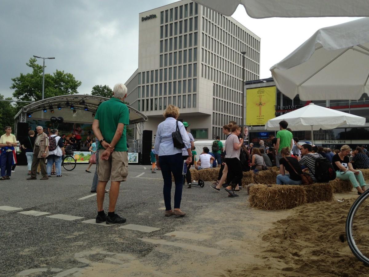 Autofreier Sonntag Oder Doch Nur Ein Weiteres Straßenfest Hannover