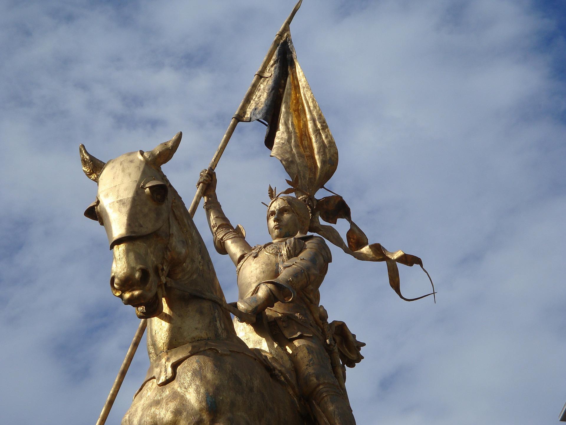 Jeanne D ' Arc