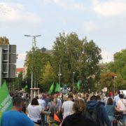 Über 3000 Teilnehmer beim Friedensweg