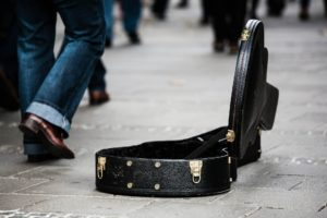 Neue Regeln für die Straßenmusik
