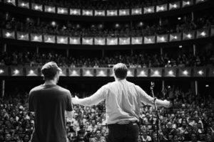 Poetry Slam im Opernhaus